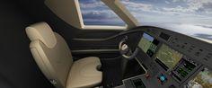 interior design, cockpit interior