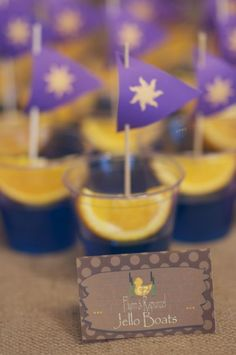 rapunzel-tangled-party-jello-boats