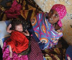 Bossaso by CK Somalia, via Flickr----- This 18 year old girl came in under full grand mal. If the clinic could not have done a cesarean (impossible just a few years ago before UNICEF supplied them with desperately needed equipment), she and her son would be dead.