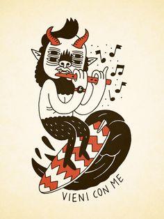 Illustration by Johnny Cobalto