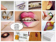 15 Diys Tutoriales para San Valentin 2014 - enrHedando