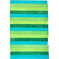 "Lokta Quilted Greens Fine Paper  20"" x 30"" $7.00"