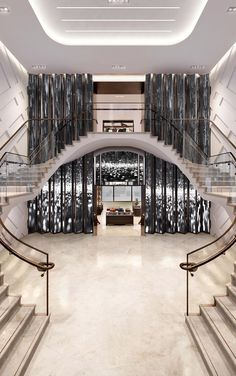 Burberry flagship store at Pacific Place, Hong Kong store design