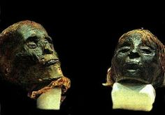 Ancient Blonde Haired Mummies Discovered in Tennessee Cave