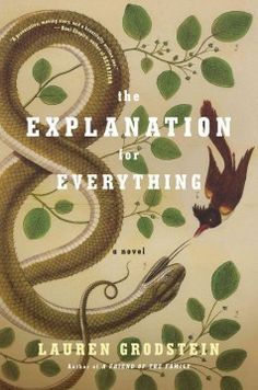 The explanation for everything : a novel - An atheist widower begins to question his lack of faith after he falls in love with a passionate evangelist.