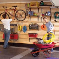 #garage #organization