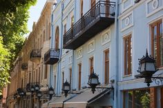 Tiflis'in Rustaveli