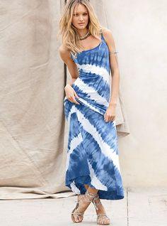 Maxi Tank Dress - Victoria's Secret $54.99