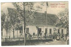AK Pampow, Restaurant von Kasper, Krs. Randow, Stettin, 1911 gel.   eBay