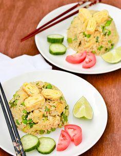 Thai Fied Rice Recipe