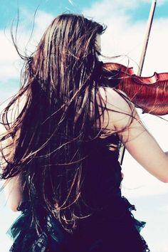 Violinist. :D