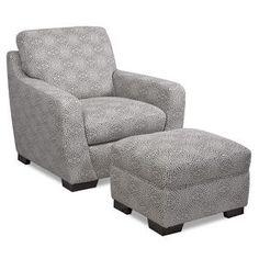 nebraska furnitur, upholst accent, simon li, furnitur mart, slate gray, furniture, live room, accent chairs, gray accent