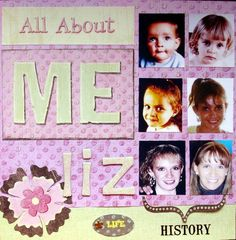 All about me - Scrapbook.com