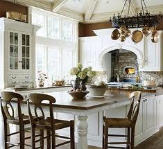 Kitchen island.