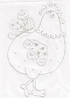 cute chicken