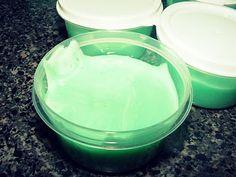 Green slime / flubber