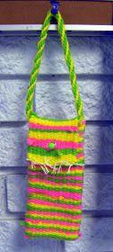 Cassie Stephens: In the Art Room: Weaving,