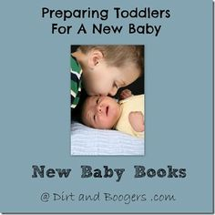 How do you help your child get ready for a new baby?