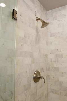 love the marble subway tile