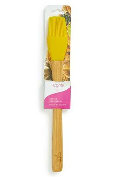 Core Home Silicone & Organic Bamboo Baster Brush | Nordstrom
