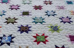 mini star, tini star, quilt 13, quilt inspir, star quilts