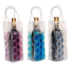 Portable Wine Chiller - Great For Holiday Parties!
