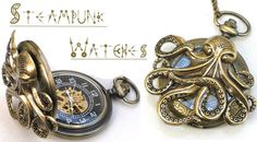 Just wonderful how the octopus embraces the watch