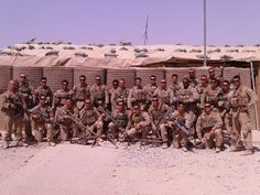 "Heroes of the Week - March 19, 2012    ★ Marine Scout Sniper Platoon  (Helmand Province, Afghanistan)  ★  Submit your hero photos to info@hugsforheroes.com to be featured as one of our ""Heroes of the Week""!"