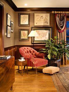 Gorgeous Red Oak hardwood floors