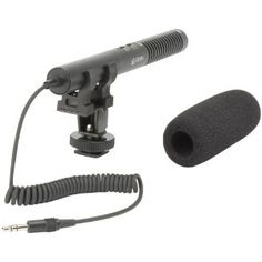 Ive had the mic for two months now and Im deploying it w/a Canon HV30 and a NRG 59111 segment.