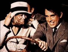 Faye Dunaway & Warren Beatty - Bonnie & Clyde
