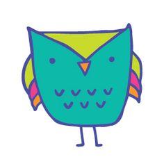 80's owl. duh.