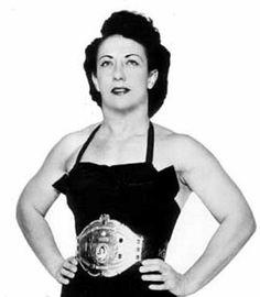Female Wrestler: Mildred Burke