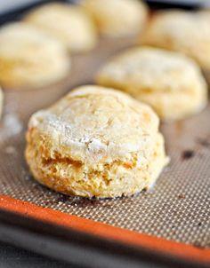 sweet potato breakfast biscuits.