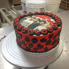 One direction cake!
