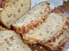 Pecan Apple Bread