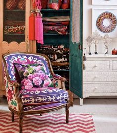 Eclectic Style of exotic destinations ...