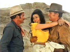Bob Hoy, Barbara Luna, Don Collier.