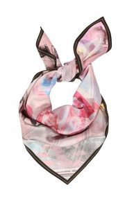 Numbers Scarf #kellywearstler #fashion #scarf #chic #pink
