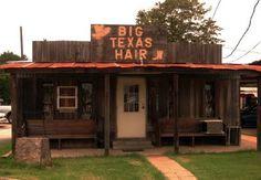 Big Texas Hair!