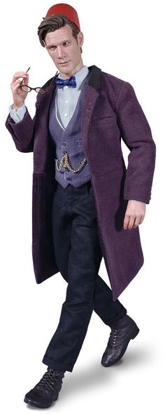 Doctor Who 11th Doctor Figure