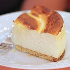 Low Carb Cheesecake No crust Recipe Ingredients 16 ozs Philadelphia Cream Cheese 1/2 cup sugar substitute (splenda) 12 tsp vanilla extract 2 eggs Directions: Mix together softened cream cheese, 1/2 cup splenda, and 1/2 teaspoon vanilla, beat well. Then add 2 eggs and beat again. Cook in a pyrex dish about 6 x 6 glass dish at 350 degrees for 40 to 45 minuntes. Until center is firm.