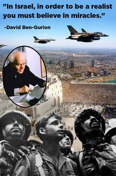 David Ben Gurion quote