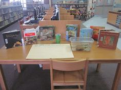 The Centered School Library: animal centers