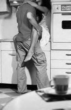 Heatin' up the kitchen...Bad Girl Style