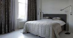 Raamdecoratie window coverings gespot door wonenonline for Raamdecoratie slaapkamer verduisterend