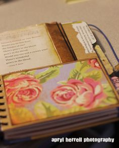 following Him home: Journaling as prayer and worship
