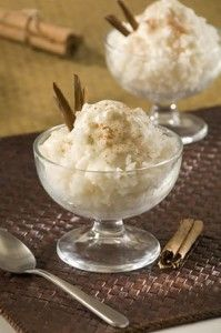 You can see from the photo how delicious this fluffy arroz con leche looks. If you like, you can pour some sweetened condensed milk over the...
