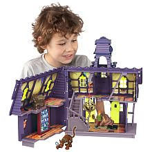 Scooby-Doo Mystery Mansion Playset