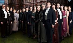 Downton Abbey - link to website with all three seasons